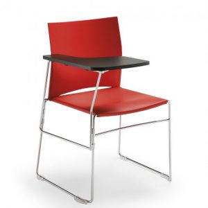 Web Chair Red Tablet