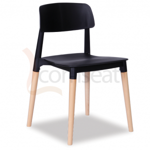 Lecco_Chair__Black_Seat_with_Natural_European_Beechwood_Solid_Timber_Legs_0