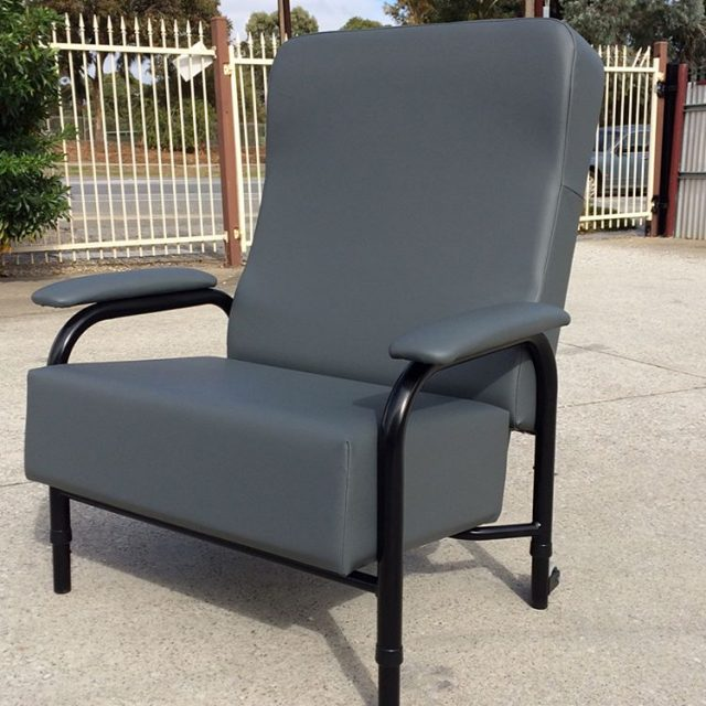 Our Adjustable Bariatric Patient Chair has been tried and testedhellip