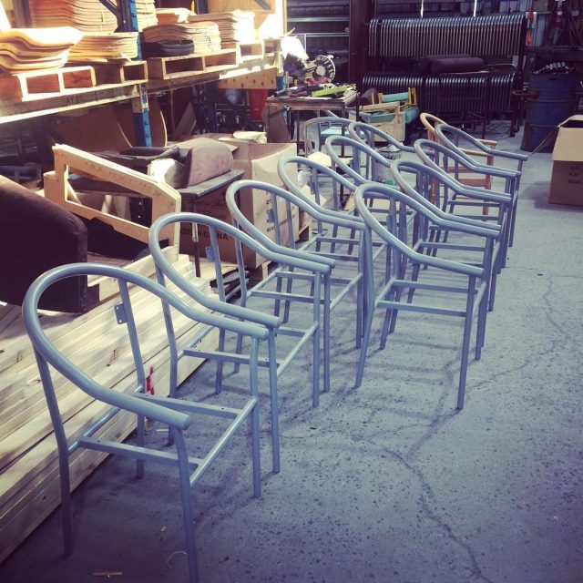 Theres some strong work coming out of the steel shop!hellip