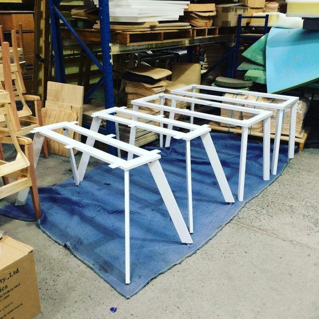 Custom table frames made to last! Which one do like?hellip