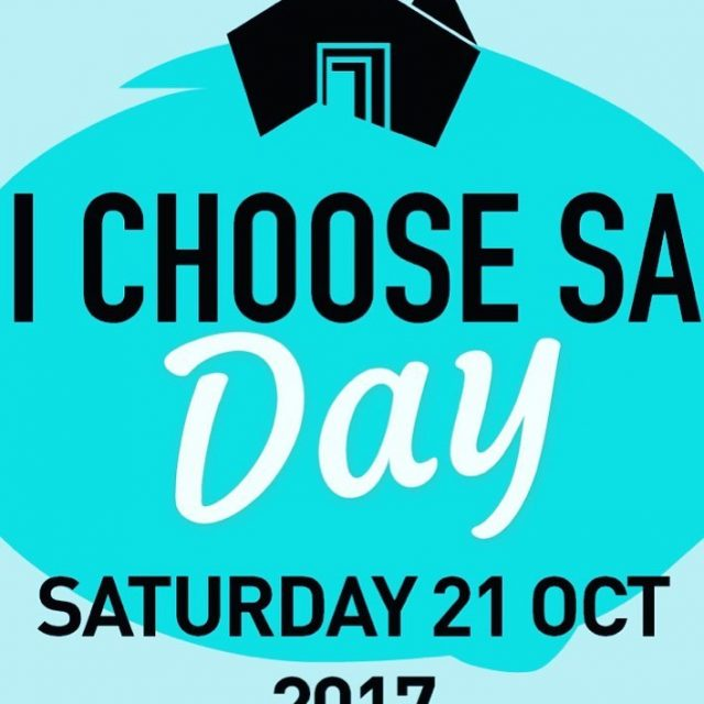 I Choose SA Day!! Get out there and show yourhellip