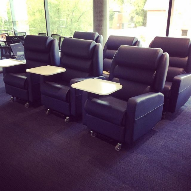 Nice delivery of our custom made medical lift recliners withhellip